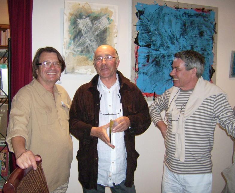 avce Daniel BRINDEL et Jacques BOSCHEREL