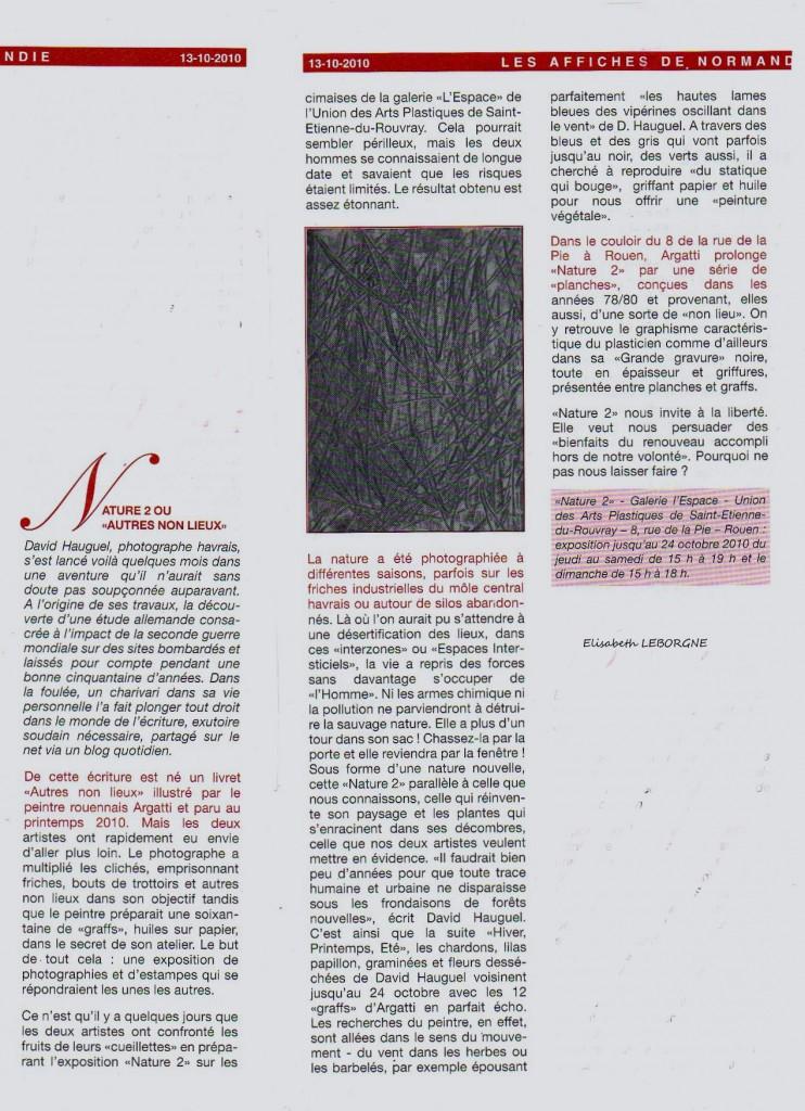 E. LEBORGNE