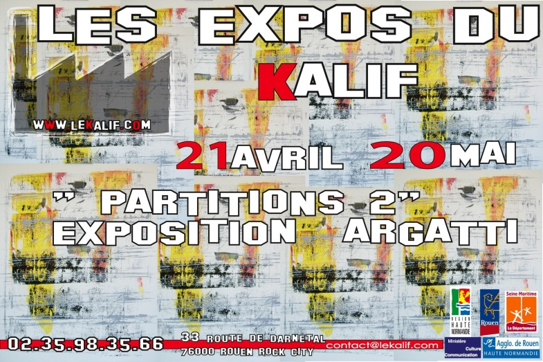 FLY LES EXPOS DU KALIF